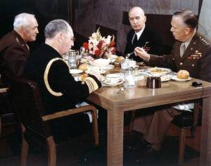 Joint Chiefs Lunch Color