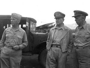 Krueger MacArthur Marshall late 1943 SC 183951
